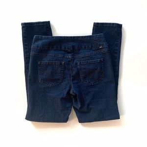 JAG Jeans Pull On Slim Leg Size 10